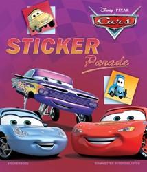 STICKERBOEK DISNEY DELTAS PARADE CARS