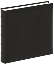 Fotoalbum Walther classic 29x32cm zwart