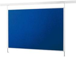 Textielbord Legaline Dynamic 100x150cm blauw