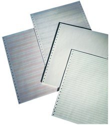 "Computerpapier 240x12"" blanco LP 2V 60/57gr 1000vel"