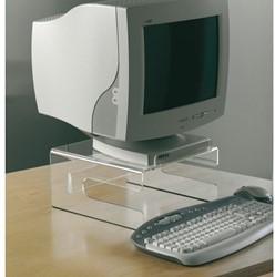"Monitorstandaard OPUS 2 14-15"" transparant"