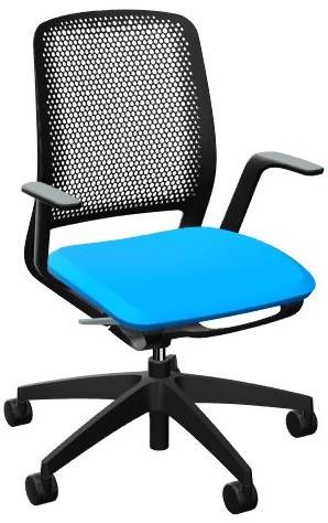 Bureaustoel Se:Motion blauw